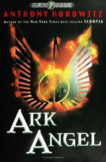 Bestsellers (2006) - Ark Angel: An Alex Rider Adventure by Anthony Horowitz