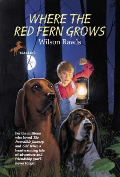 Bestsellers (2006) - Where the Red Fern Grows by Wilson Rawls