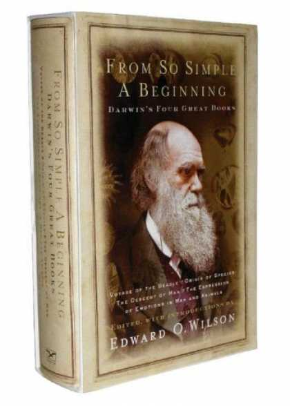 Bestsellers (2006) - From So Simple a Beginning: Darwin's Four Great Books (Voyage of the Beagle, The