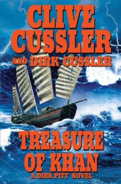 Bestsellers (2006) - Treasure of Khan by Clive Cussler
