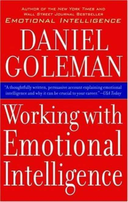 Bestsellers (2006) - Working with Emotional Intelligence by