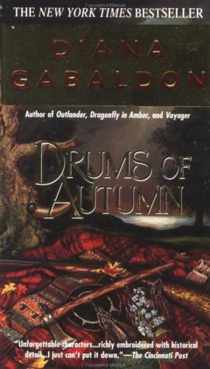 Bestsellers (2006) - Drums of Autumn by Diana Gabaldon