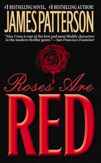 Bestsellers (2006) - Roses Are Red (Alex Cross Novels) by James Patterson