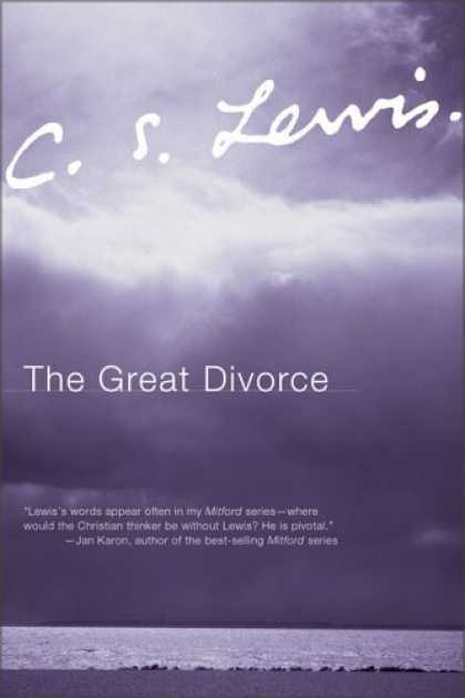 Bestsellers (2006) - The Great Divorce by C. S. Lewis