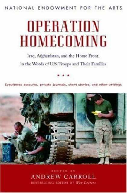 Bestsellers (2006) - Operation Homecoming: Iraq, Afghanistan, and the Home Front, in the Words of U.S
