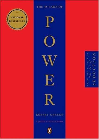 Bestsellers (2006) - The 48 Laws of Power by Robert Greene