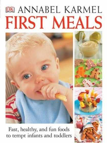 Bestsellers (2006) - First Meals (New Expanded Edition) by Annabel Karmel