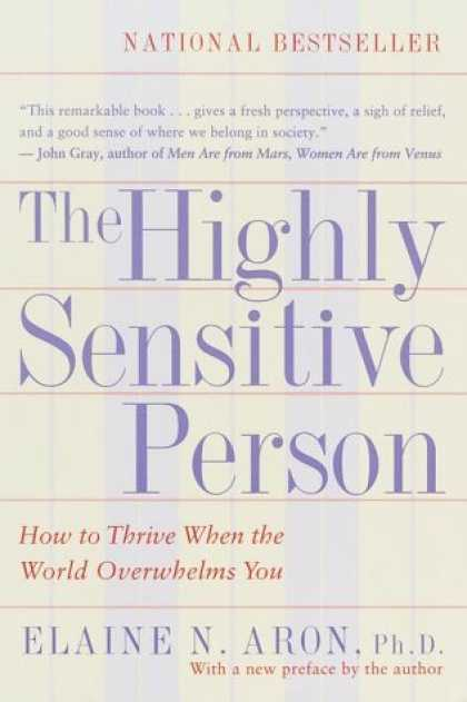 Bestsellers (2006) - The Highly Sensitive Person by Elaine Aron