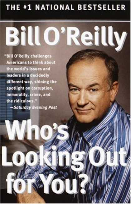 Bestsellers (2006) - Who's Looking Out for You? by Bill O'Reilly