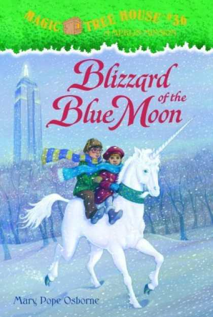 Bestsellers (2006) - Blizzard of the Blue Moon (A Stepping Stone Book(TM)) by Mary Pope Osborne