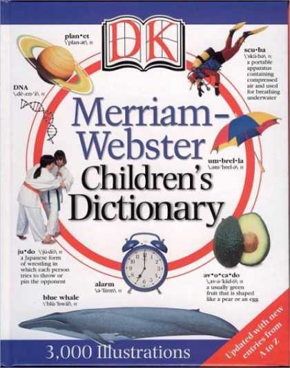 Bestsellers (2006) - Merriam Webster Children's Dictionary by DK Publishing