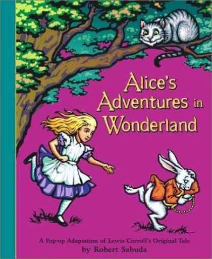 Bestsellers (2006) - Alice's Adventures in Wonderland: A Pop-up Adaptation by Lewis Carroll