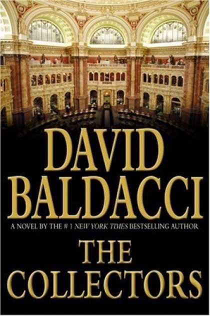 Bestsellers (2006) - The Collectors by David Baldacci