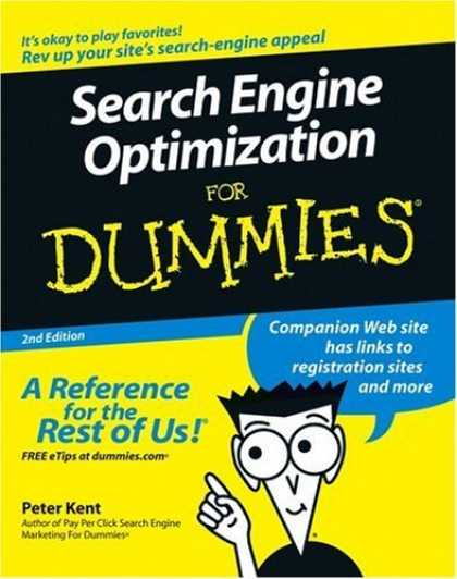 Bestsellers (2006) - Search Engine Optimization For Dummies, Second Edition (For Dummies (Computer/Te