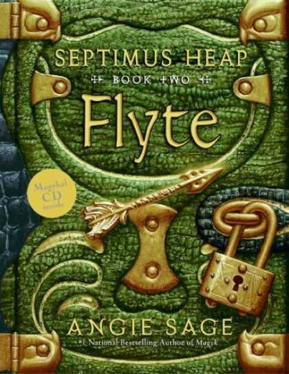 Bestsellers (2006) - Flyte (Septimus Heap, Book 2) by Angie Sage