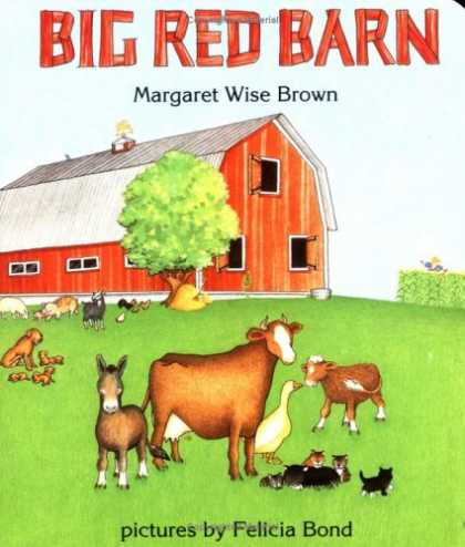 Bestsellers (2006) - Big Red Barn Board Book by Margaret Wise Brown