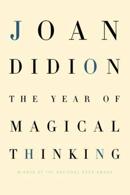 Bestsellers (2006) - The Year of Magical Thinking by Joan Didion