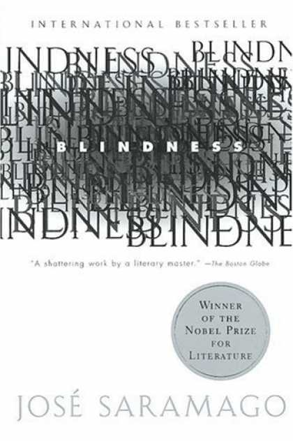 Bestsellers (2006) - Blindness (Harvest Book) by Jose Saramago