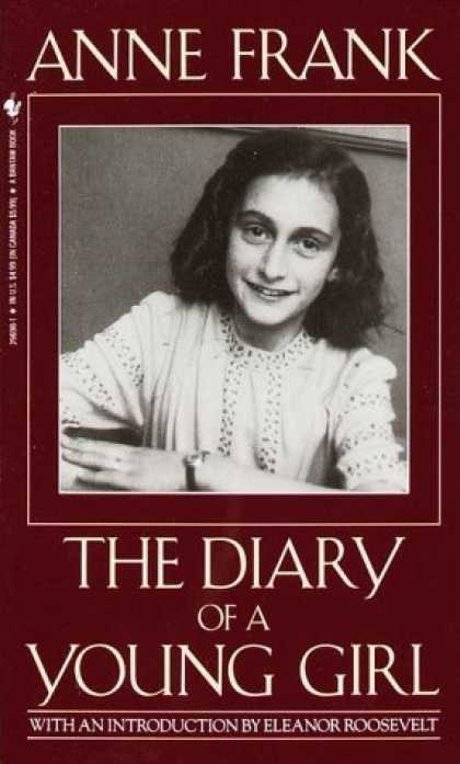 Bestsellers (2006) - Anne Frank: The Diary of a Young Girl by Anne Frank