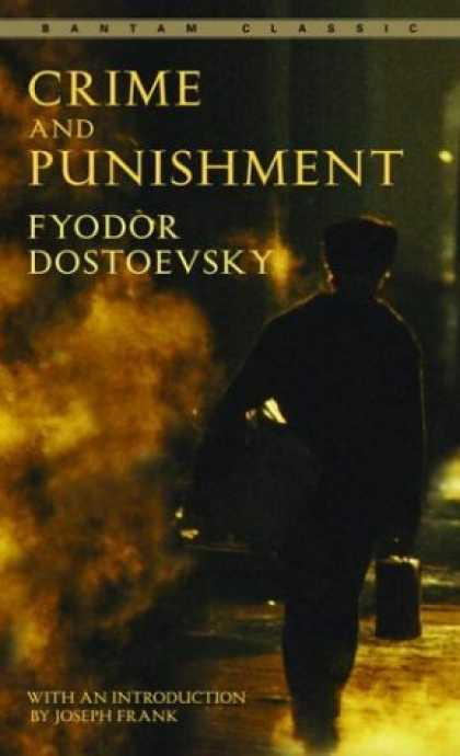 Bestsellers (2006) - Crime and Punishment by Fyodor Dostoevsky