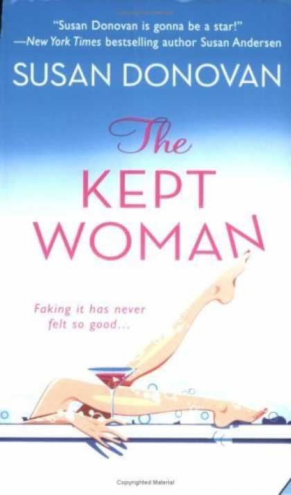 Bestsellers (2006) - The Kept Woman by Susan Donovan