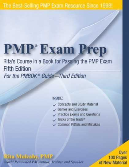 Bestsellers (2006) - PMP Exam Prep, Fifth Edition: Rita's Course in a Book for Passing the PMP Exam b