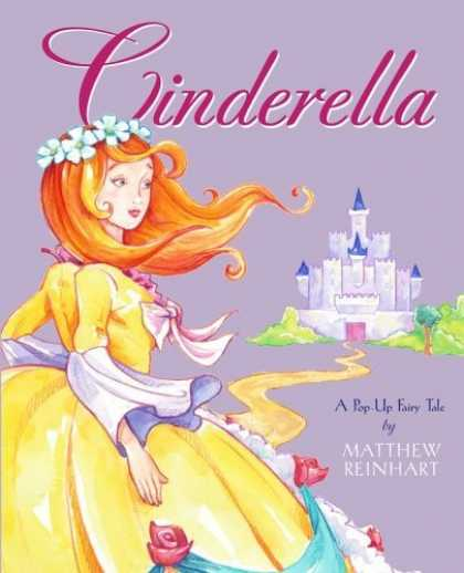 Bestsellers (2006) - Cinderella: A Pop-Up Fairy Tale by