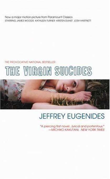 Bestsellers (2006) - The Virgin Suicides by Jeffrey Eugenides