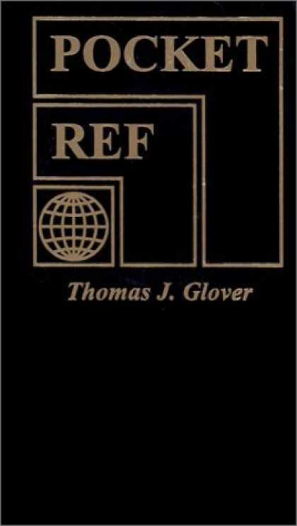 Bestsellers (2006) - Pocket Ref by Thomas J. Glover