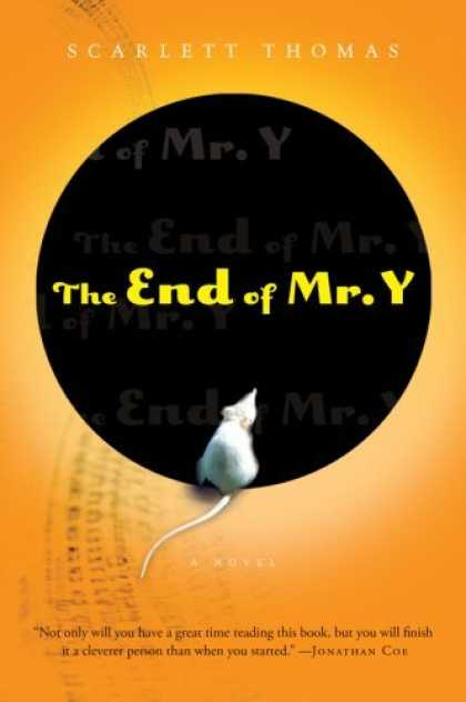 Bestsellers (2006) - The End of Mr. Y by Scarlett Thomas