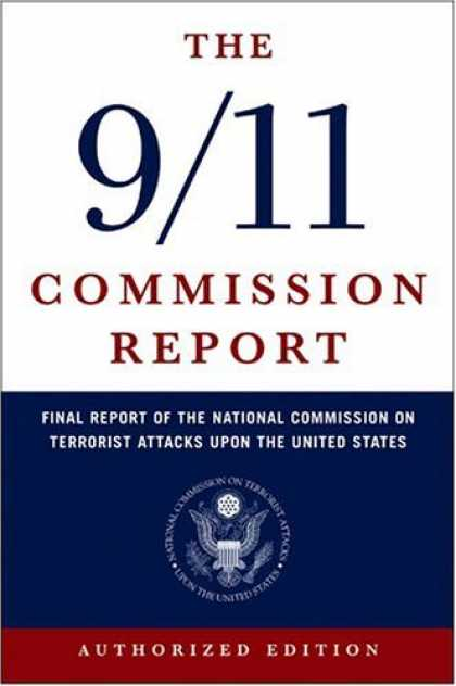 Bestsellers (2006) - The 9/11 Commission Report: Final Report of the National Commission on Terrorist