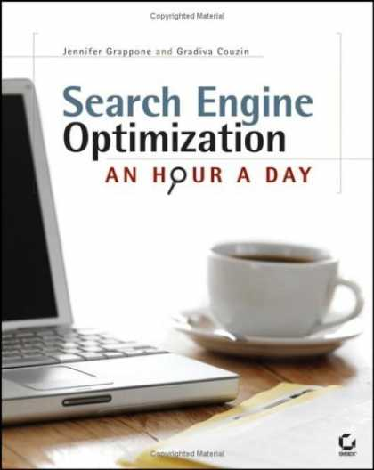 Bestsellers (2006) - Search Engine Optimization: An Hour a Day by Jennifer Grappone
