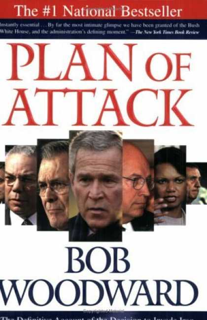 Bestsellers (2006) - Plan of Attack by Bob Woodward