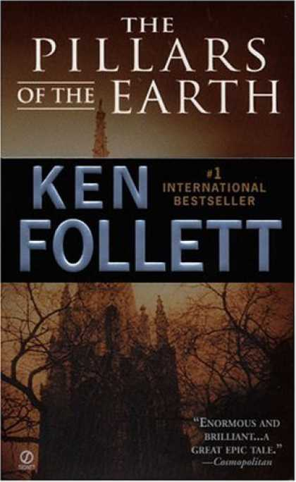 Bestsellers (2006) - The Pillars of the Earth by Ken Follett