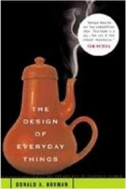 Bestsellers (2006) - The Design of Everyday Things by Donald A. Norman