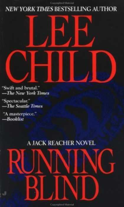 Bestsellers (2006) - Running Blind by Lee Child