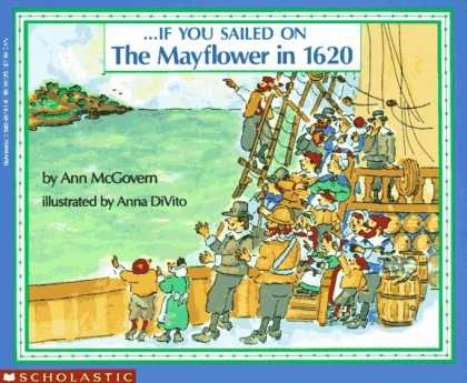 Bestsellers (2006) - . . . If You Sailed on the Mayflower in 1620 by Ann McGovern