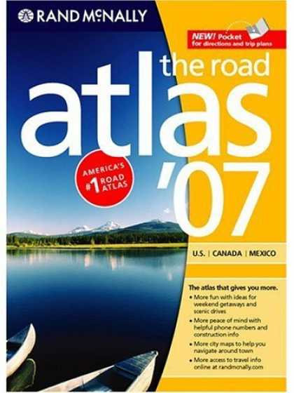 Bestsellers (2006) - Rand McNally The Road Atlas: US, Canada, Mexico (Rand Mcnally Road Atlas: United