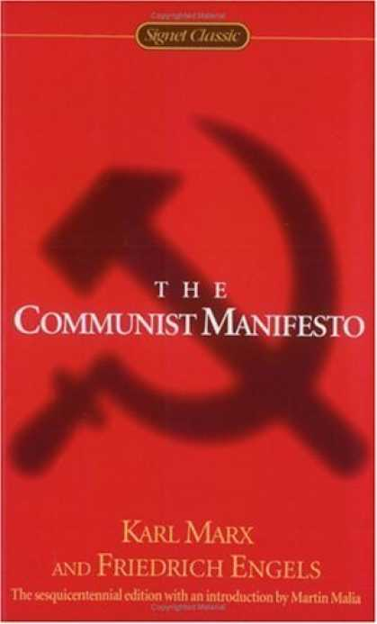 Bestsellers (2006) - The Communist Manifesto by Karl Marx