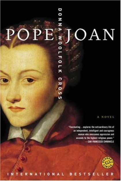 Bestsellers (2006) - Pope Joan: A Novel by Donna Cross