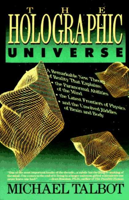 Bestsellers (2006) - The Holographic Universe by Michael Talbot