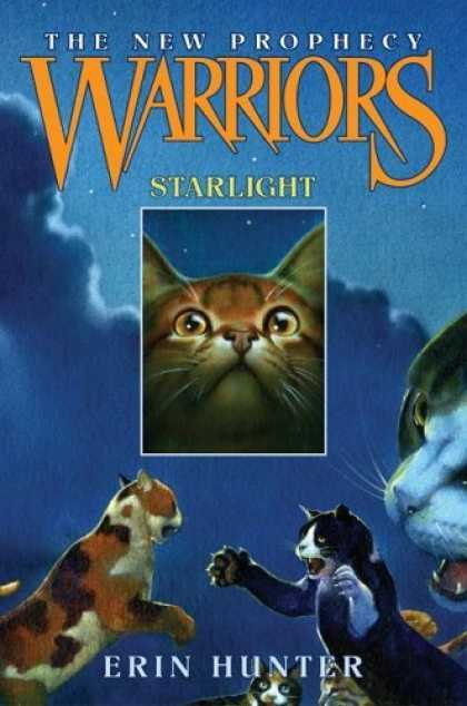 Bestsellers (2006) - Warriors: The New Prophecy #4: Starlight (Warriors: The New Prophecy) by Erin Hu