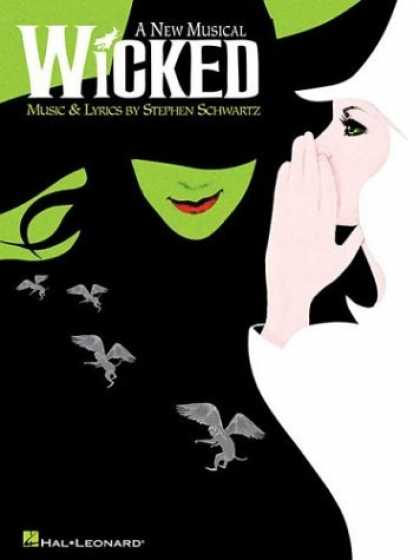 Bestsellers (2006) - Wicked - Piano/Vocal Arrangement by Stephen Schwartz