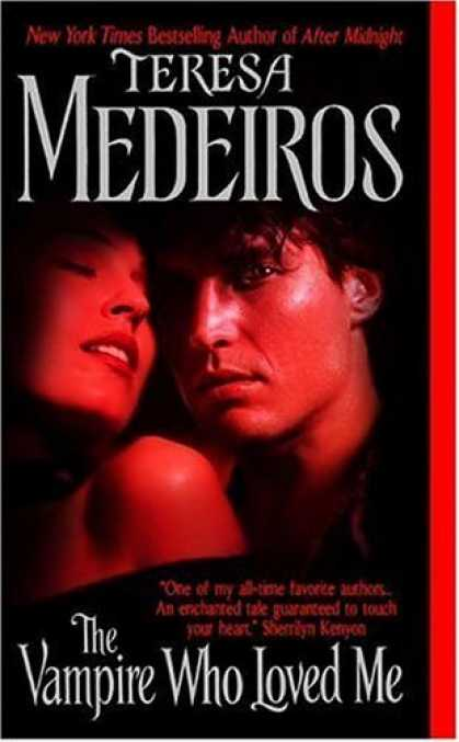 Bestsellers (2006) - The Vampire Who Loved Me by Teresa Medeiros