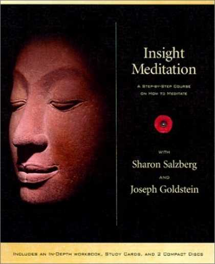 Bestsellers (2006) - Insight Meditation: A Step-By-Step Course on How to Meditate by Sharon Salzberg