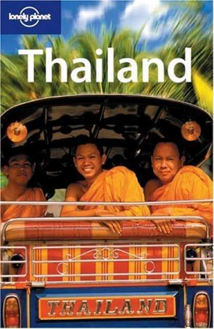 Bestsellers (2006) - Lonely Planet Thailand by Joe Cummings