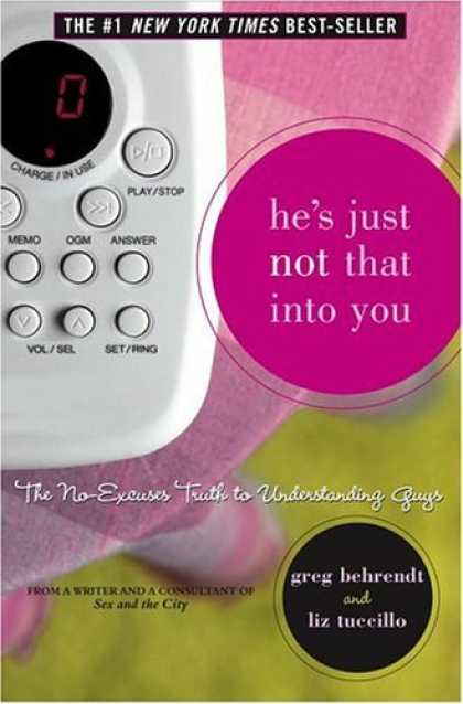 Bestsellers (2006) - He's Just Not That Into You: The No-Excuses Truth to Understanding Guys by Greg