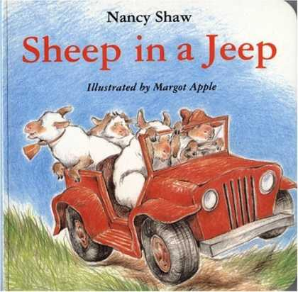 Bestsellers (2006) - Sheep in a Jeep by Nancy E. Shaw