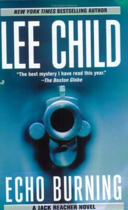 Bestsellers (2006) - Echo Burning by Lee Child