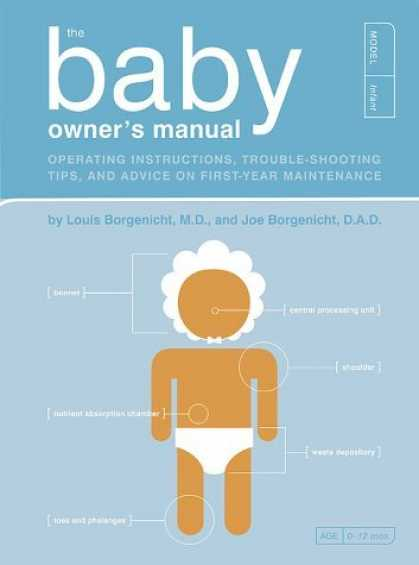 Bestsellers (2006) - The Baby Owner's Manual: Operating Instructions, Trouble-Shooting Tips, and Advi